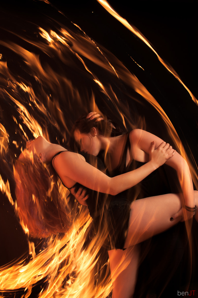 Photograph Flaming Love by ben JT on 500px