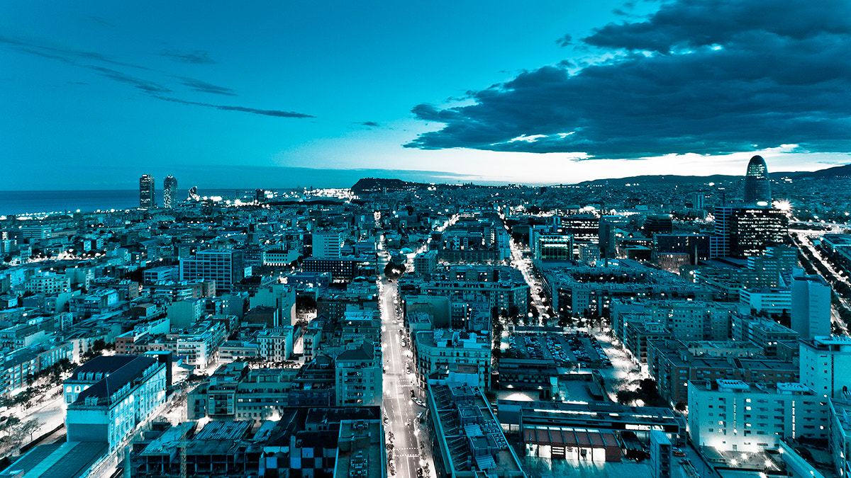 Photograph city_BCN by Manuel Romeo on 500px