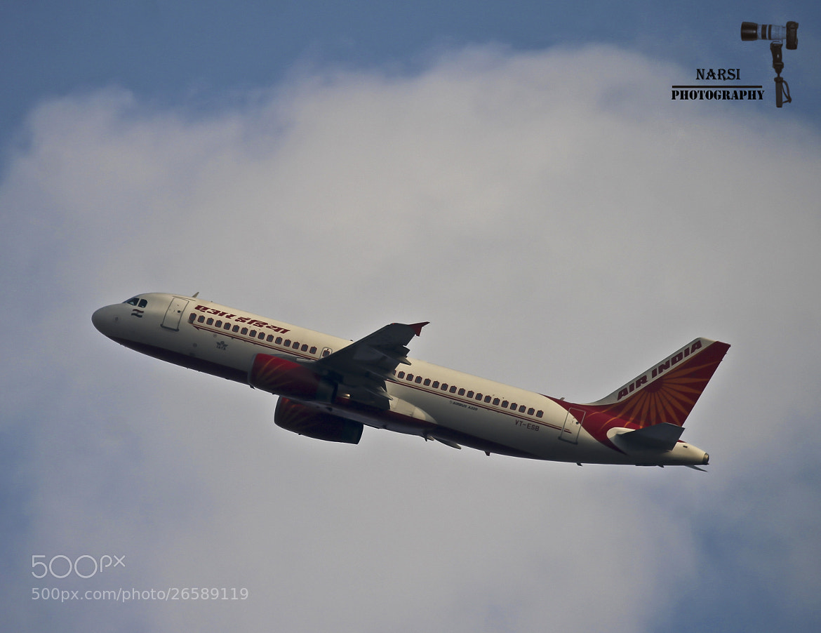 Photograph Aeroplane  by Narasimhan N on 500px