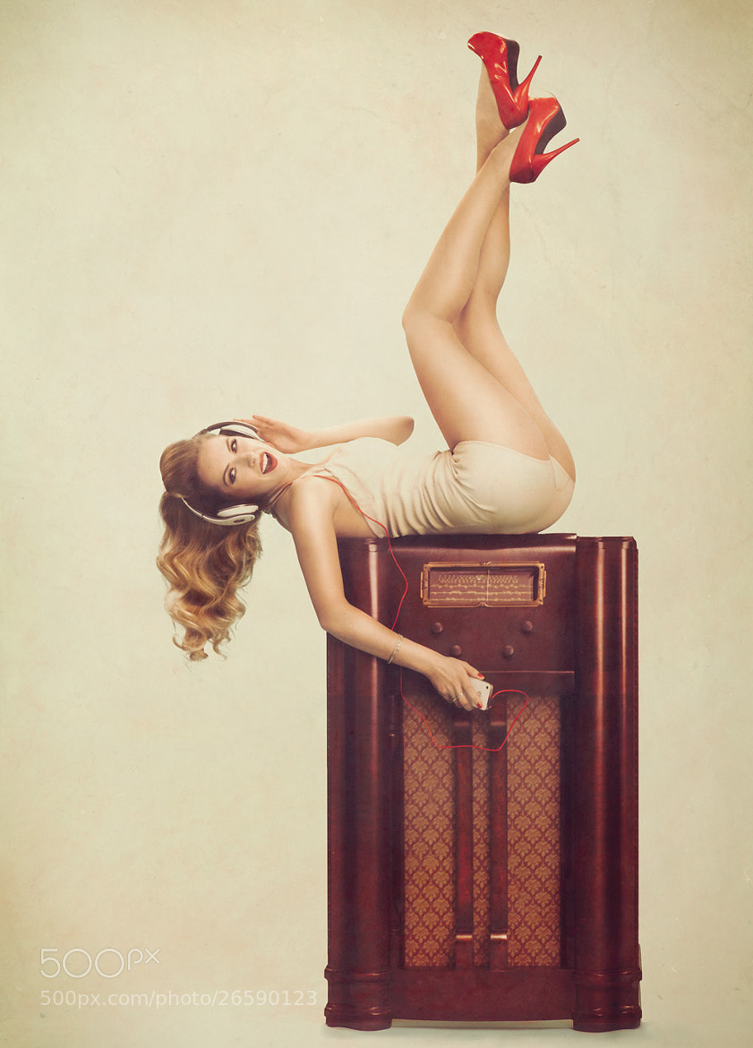Photograph Newfangled Pinup by Aaron Nace on 500px