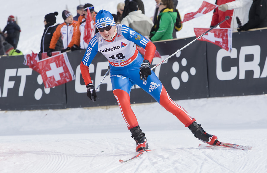 Photograph FIS Cross-Country World Cup by Simon Kurz on 500px