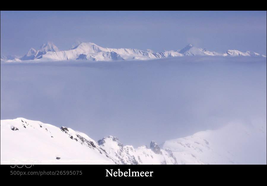 Photograph Nebelmeer by Simon Kurz on 500px