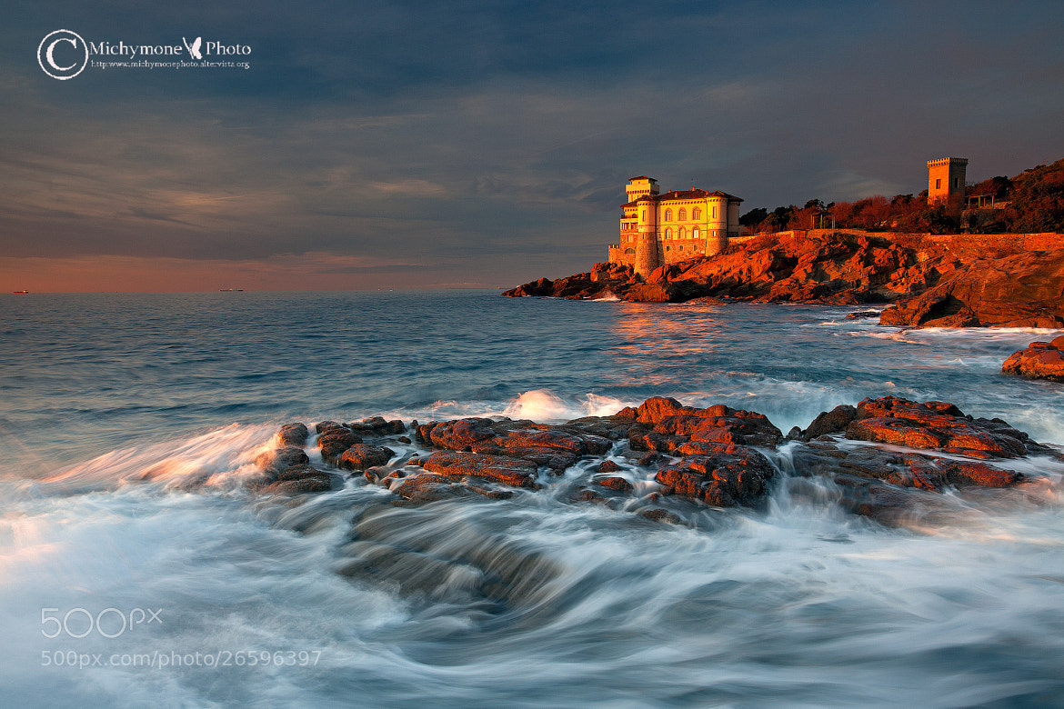 Photograph Castel Boccale by Simone Gaina on 500px