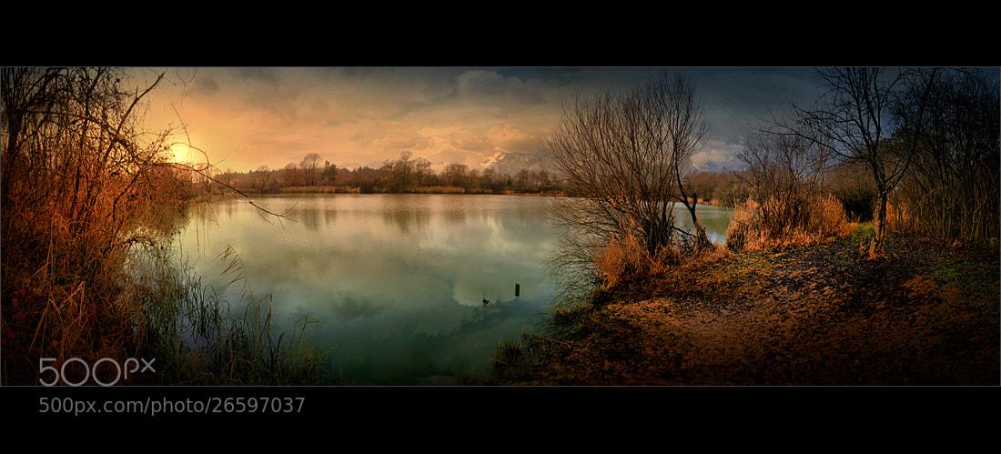 Photograph lake by branepovalej on 500px