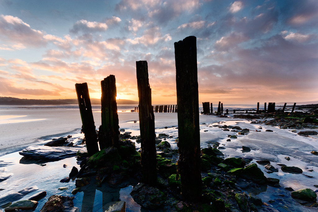 Photograph Harbour View Sunrise by Conal Thomson on 500px