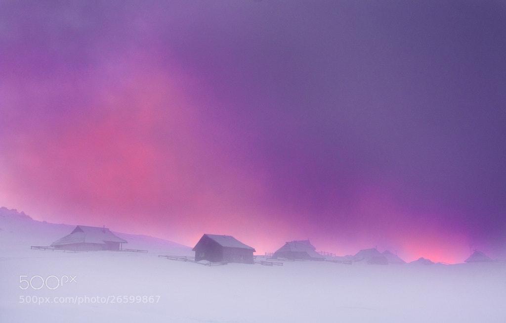 Photograph Village by Kristjan Rems on 500px