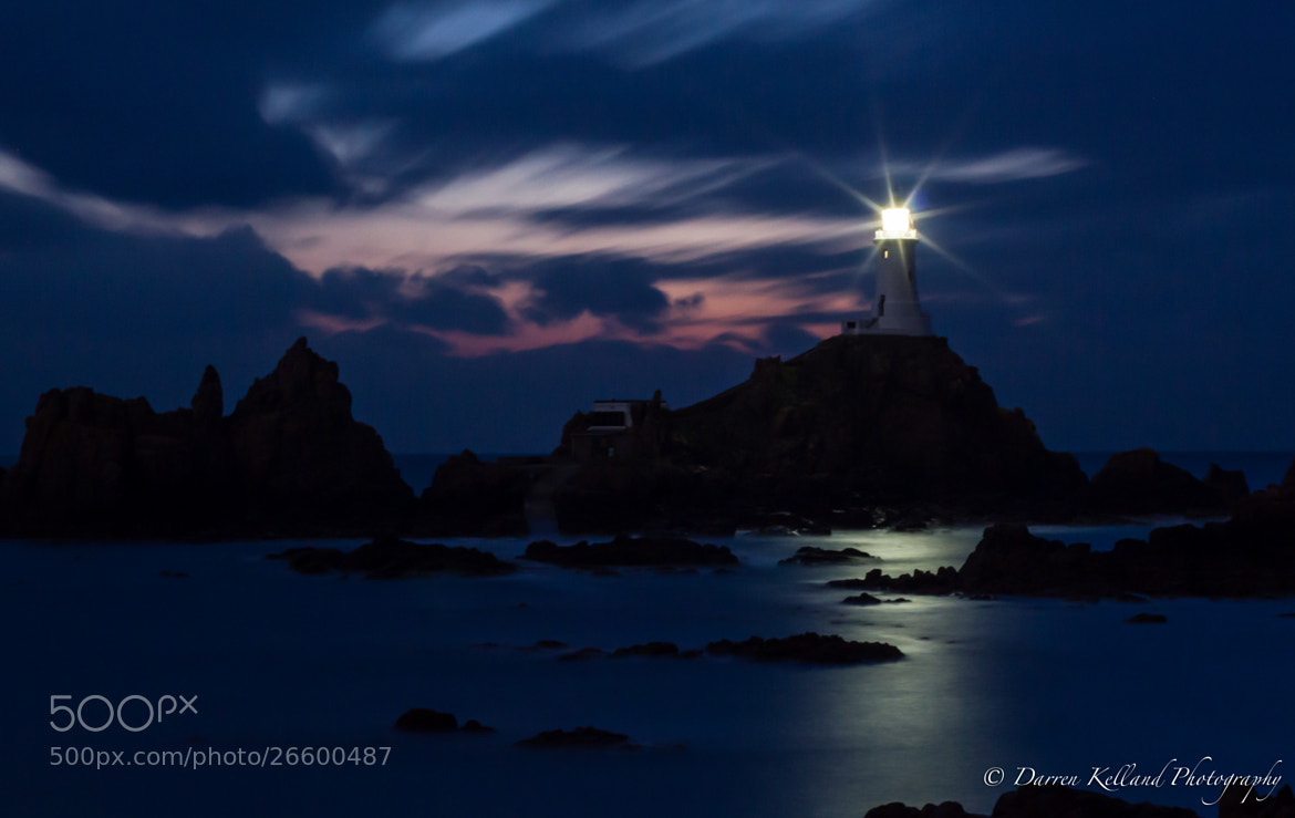 Photograph Corbiere 22 Feb 2013 by Darren Kelland on 500px