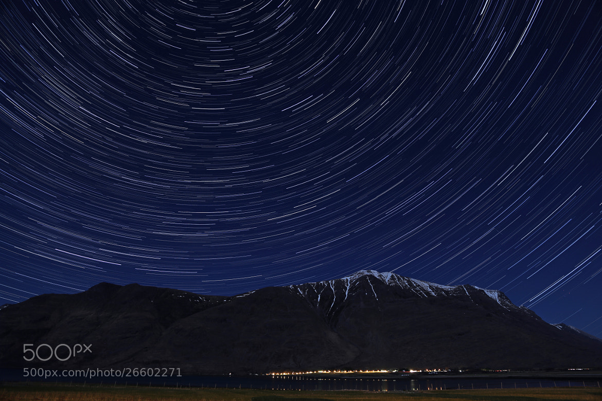 Photograph Stars over Torridon by Mike Smith on 500px