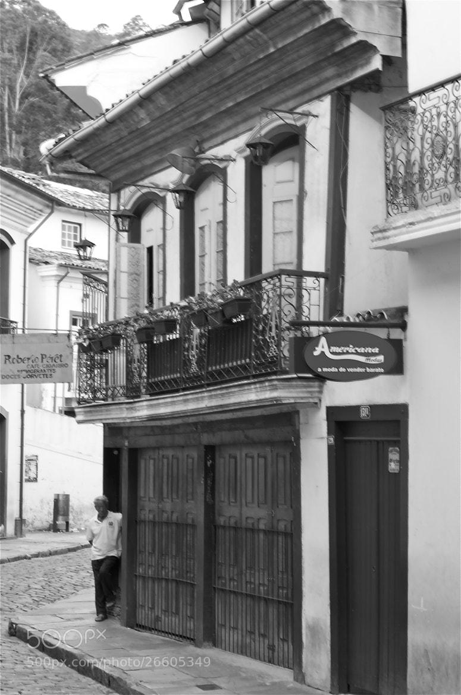 Photograph Ouro Preto by David Zi on 500px
