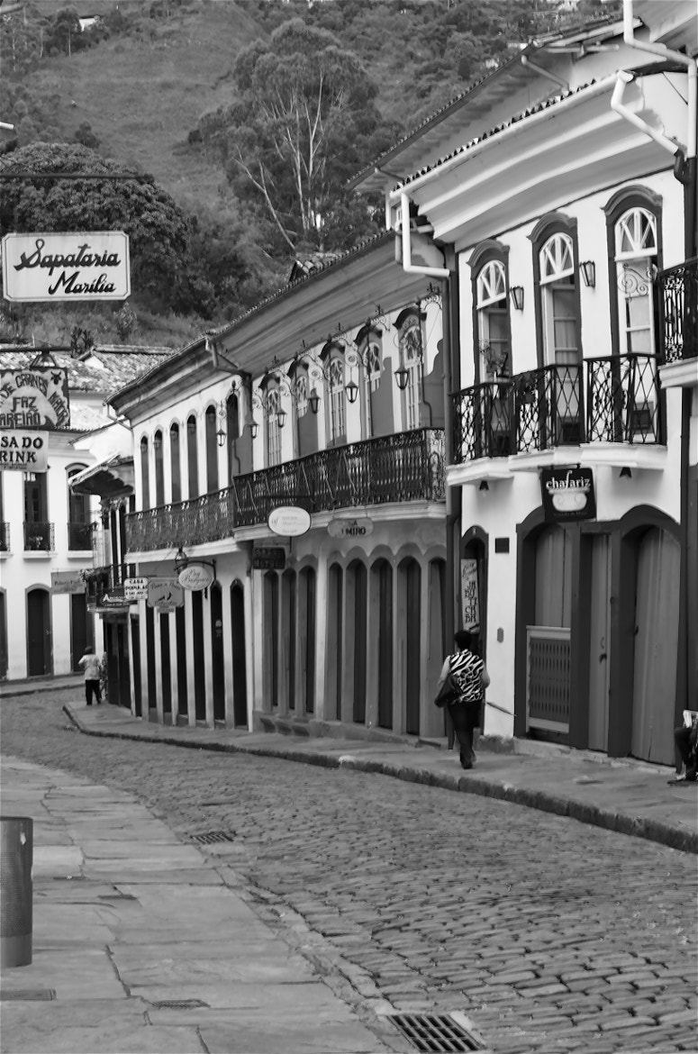 Photograph Sunday afternoon in Ouro Preto by David Zi on 500px