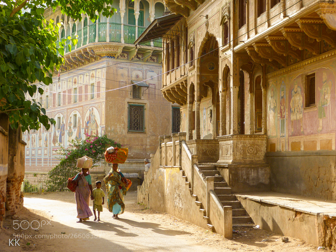 Photograph Rajasthan village by Kevin Kelly on 500px