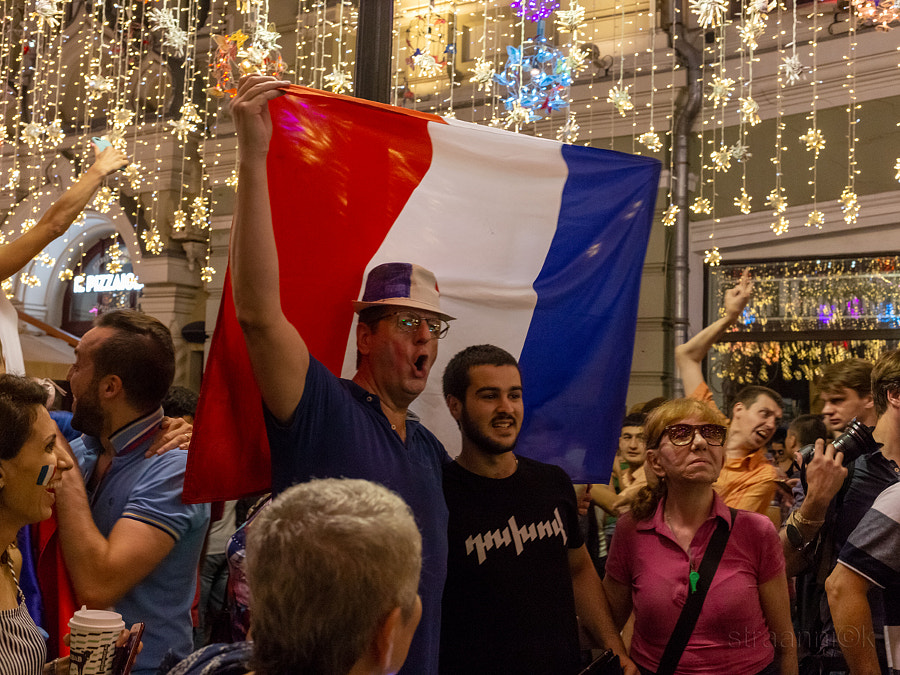 France is champion! by Oleg Ivanov on 500px.com
