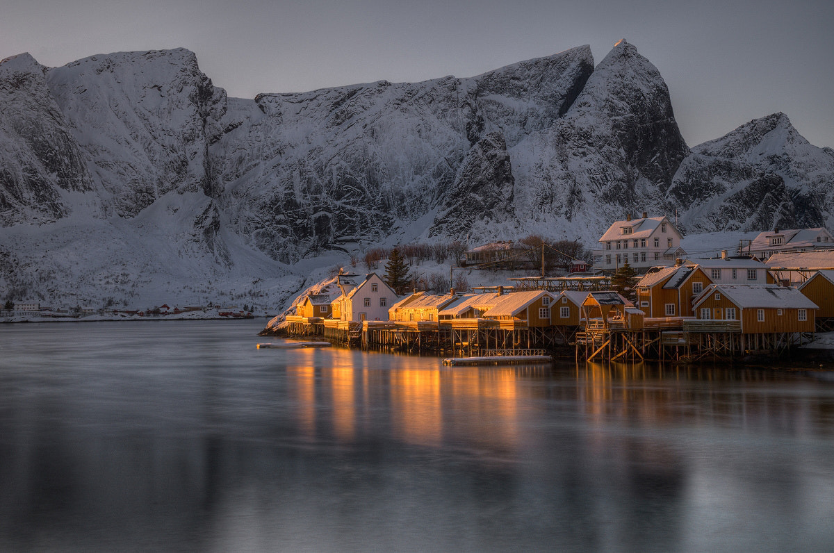 Photograph Reine by Swen strOOp on 500px