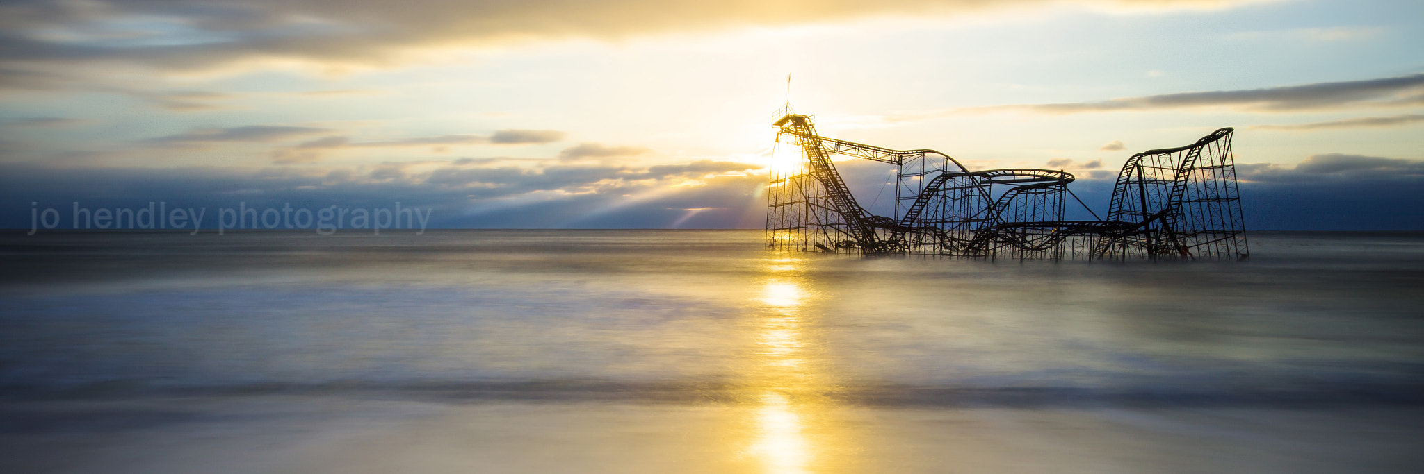 Photograph Sunrise At The Coaster by Jo Hendley on 500px