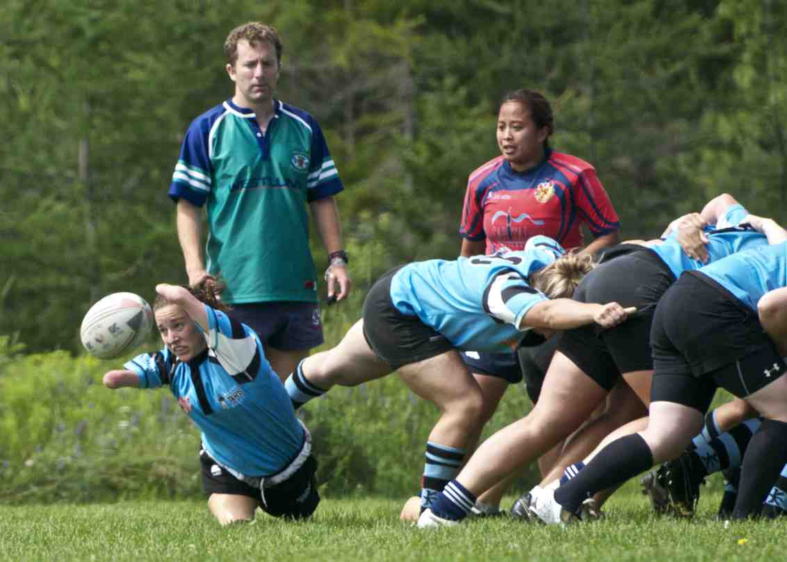 Photograph Scrum Half by Don Martin on 500px