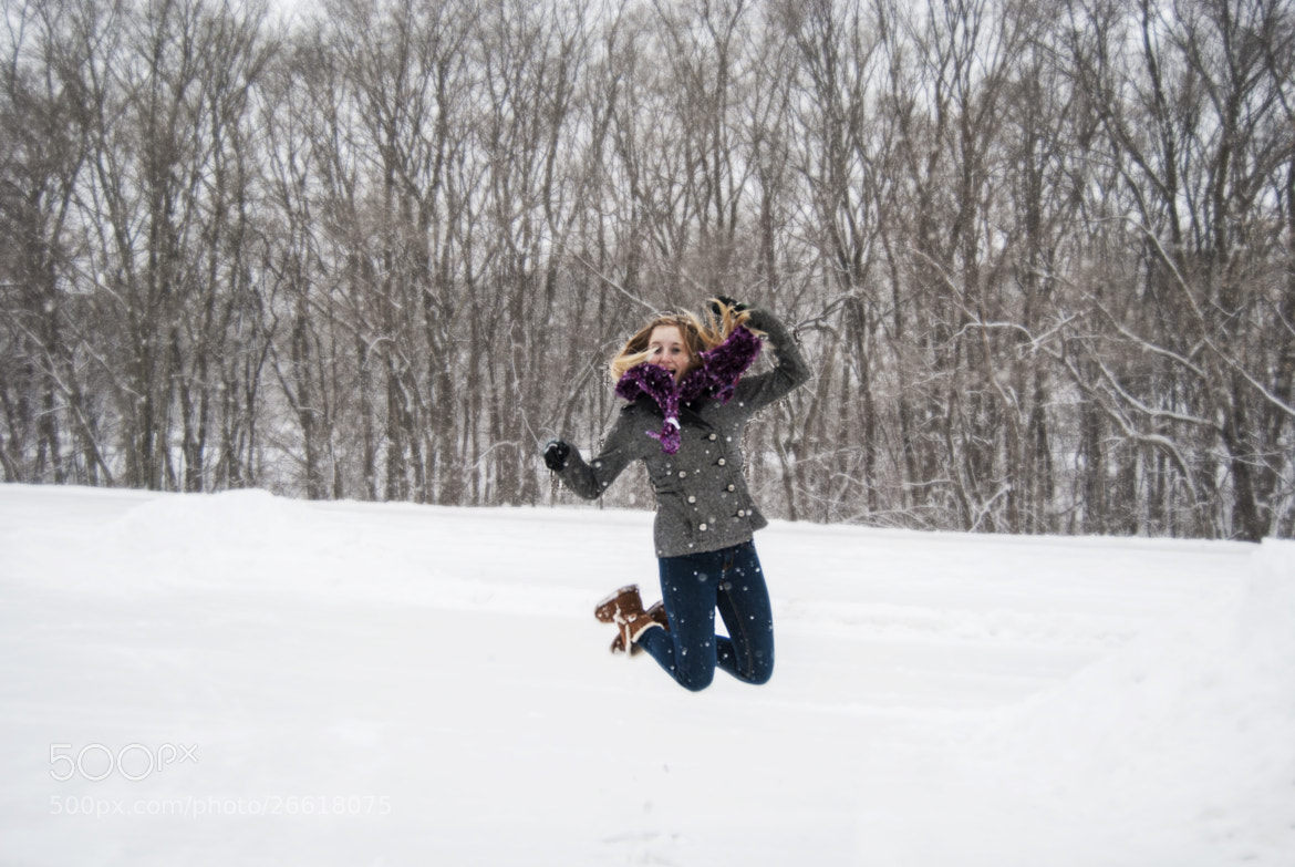 Photograph SNOW DAY by Chloe Blow on 500px