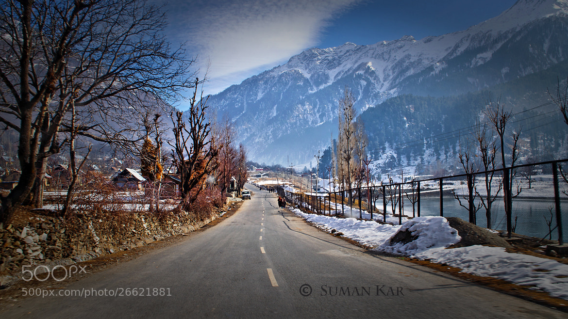 Photograph Long drive route by Suman Kar on 500px