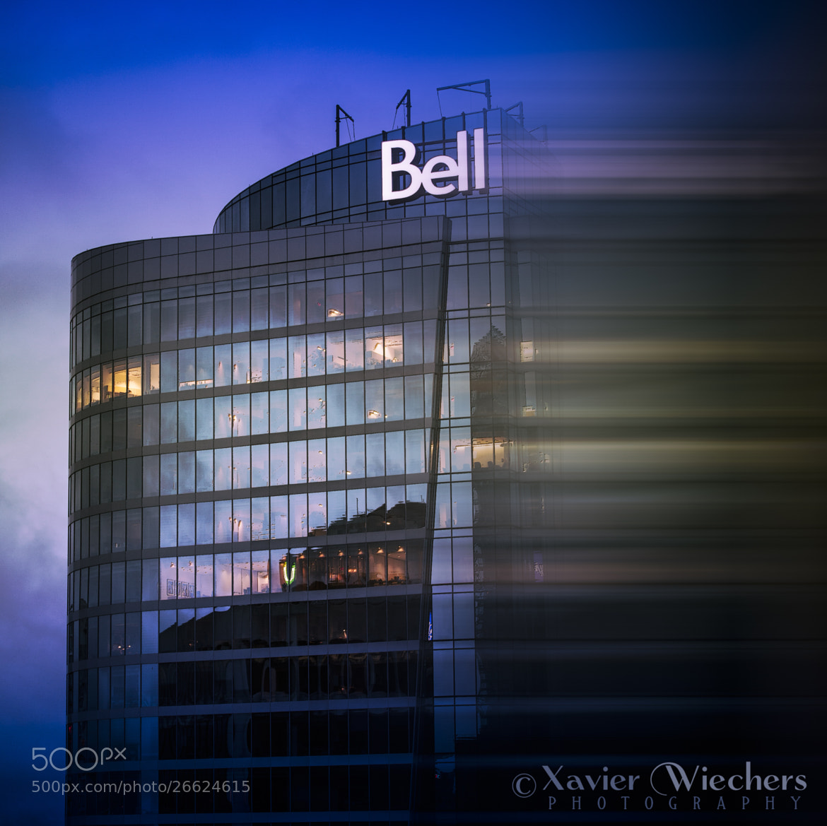 Photograph Bell Building Vancouver by Xavier Wiechers on 500px