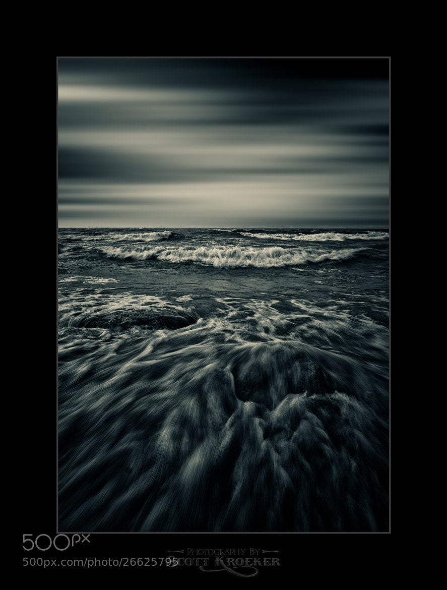 Photograph Treacherous Seas IV by Scott Kroeker on 500px