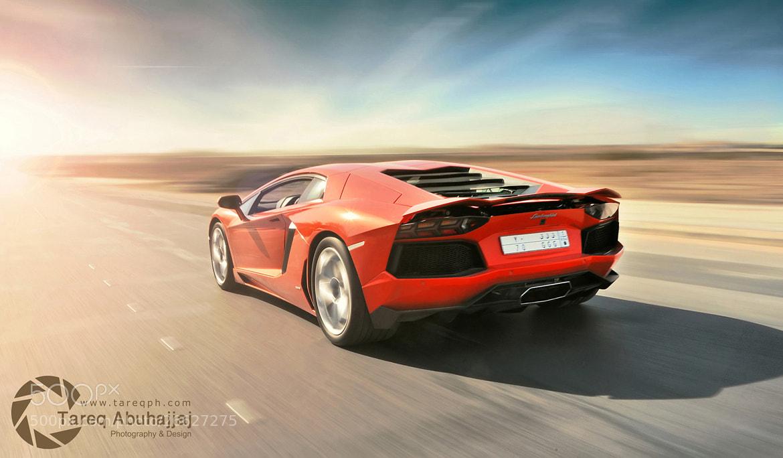 Photograph Lamborghini Aventador LP700-4 by Tareq Abuhajjaj on 500px