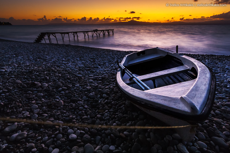 Photograph Boat Story by Stelios  Kritikakis on 500px