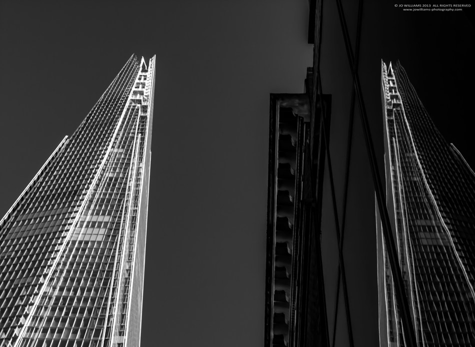 Photograph SHARD II by jo williams on 500px