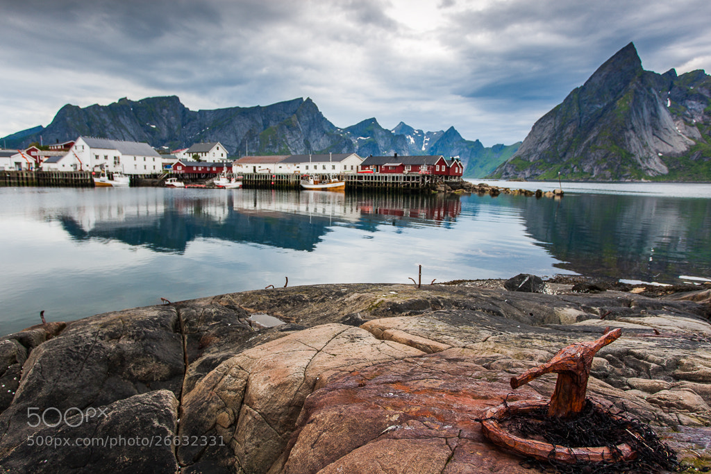 Photograph Hamnoy by Sabin Merino on 500px