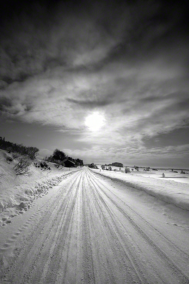 Photograph The Long & Straight Road  by Kent Shiraishi on 500px