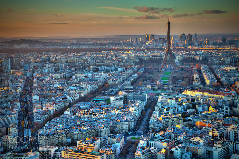 Photograph Paris by KOS TAS on 500px