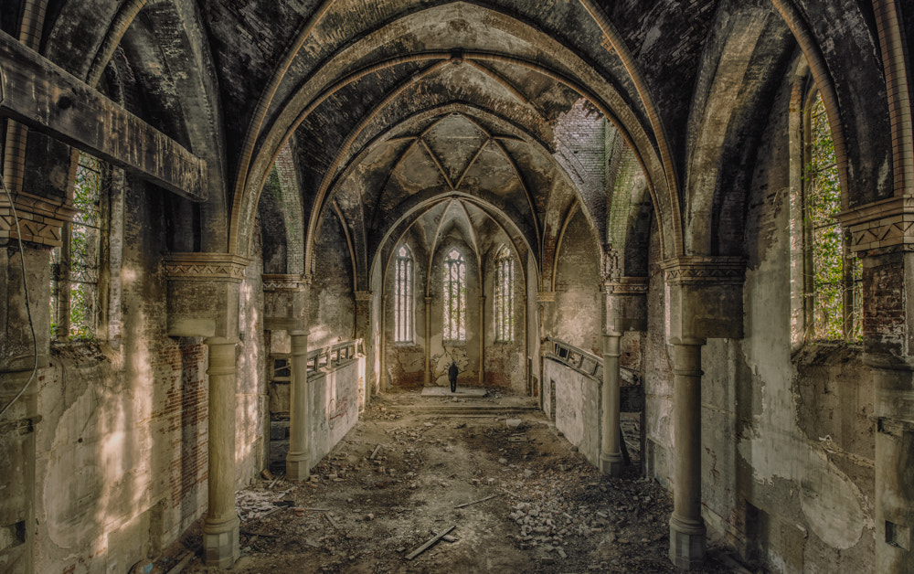 Photograph the new church by Christian Richter on 500px
