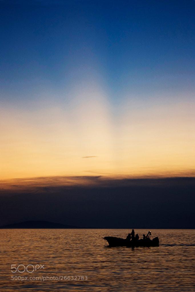 Photograph Happy golden hour by Bojan Tadić on 500px