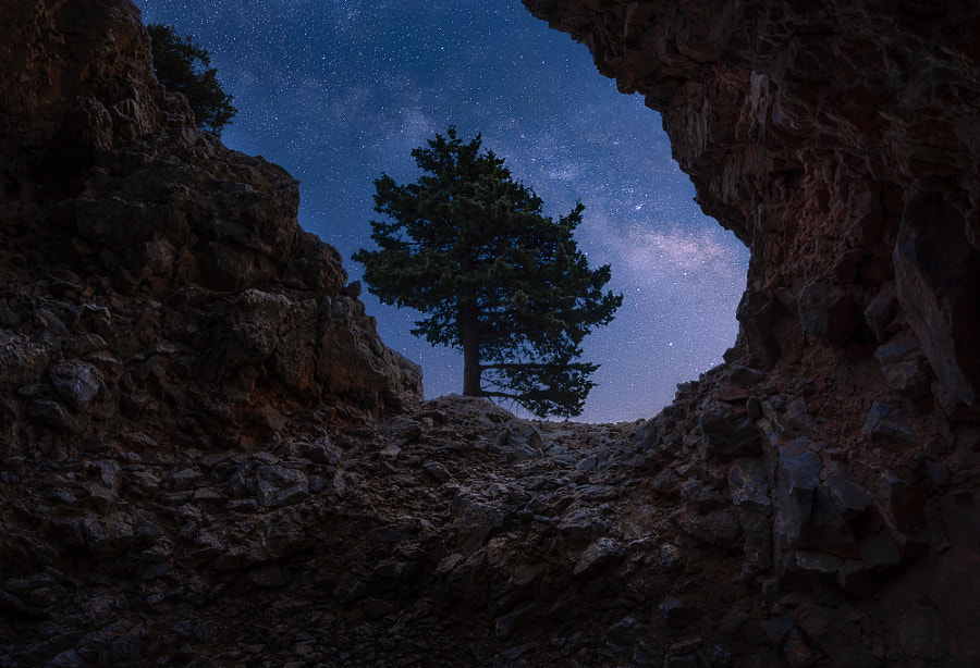 Window to Cosmos