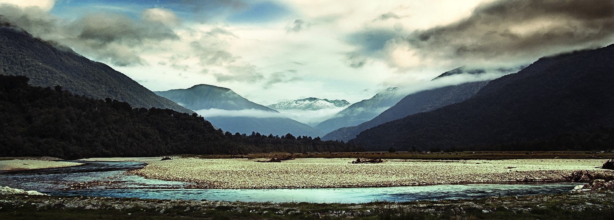 Photograph New Zealand Creek by Lars C. on 500px