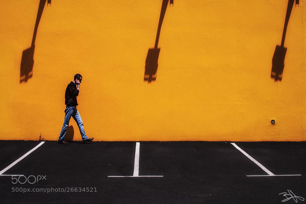 Photograph Yellow by Bastien HAJDUK on 500px