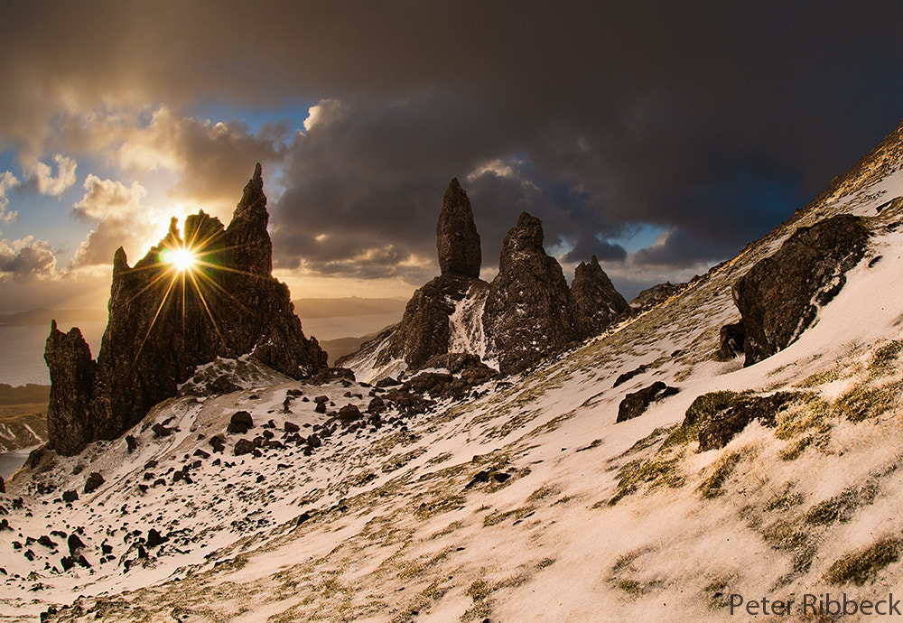 "Photograph ""Sunlight on the Storr"" Isle of Skye, by Peter Ribbeck on 500px"