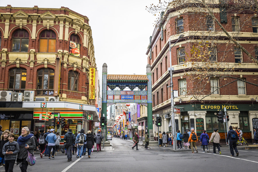China Town, Melbourne by Zoe Norman on 500px.com