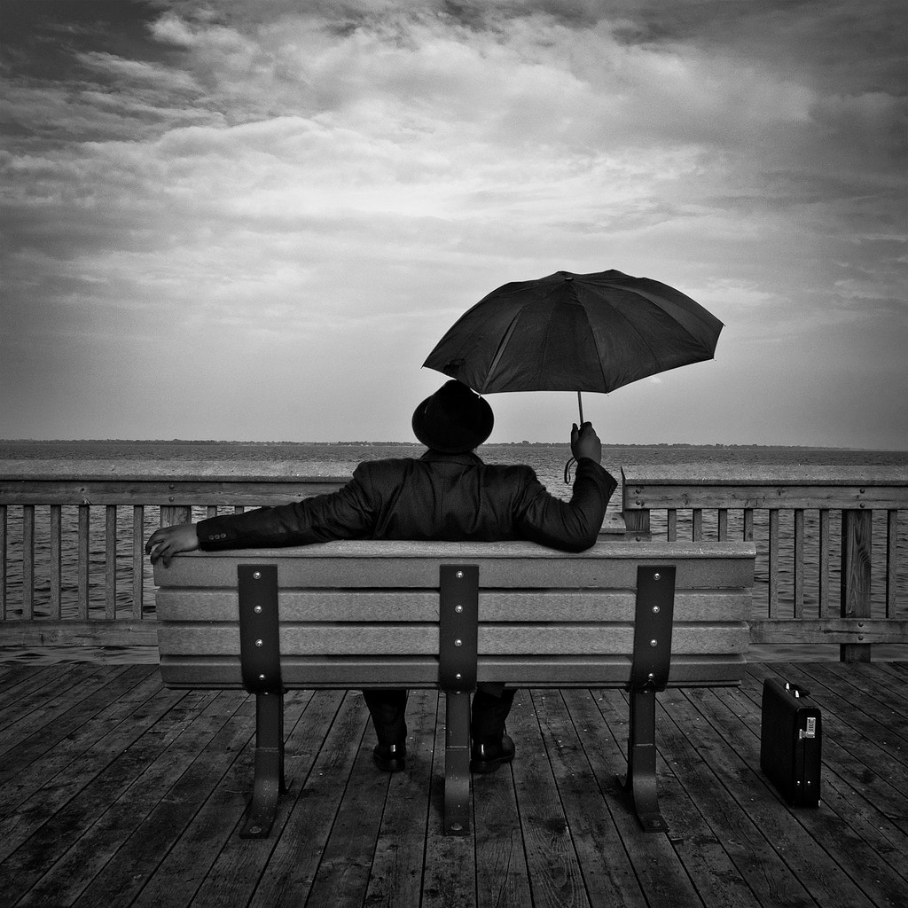Photograph nobody, not even the rain by Brian Day on 500px