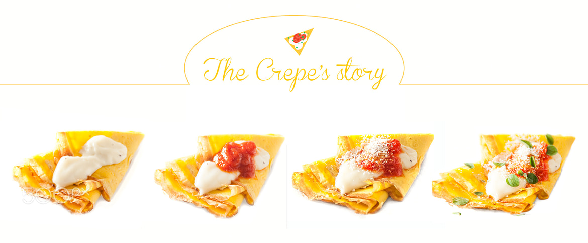 Photograph the crepe's story by Michela Leonetti on 500px