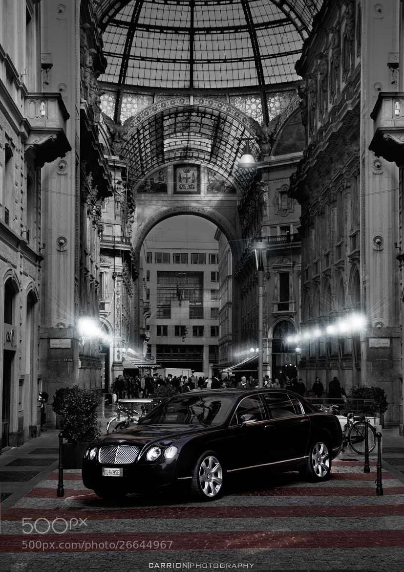 Photograph Bentley Milano by JJCarrion  on 500px