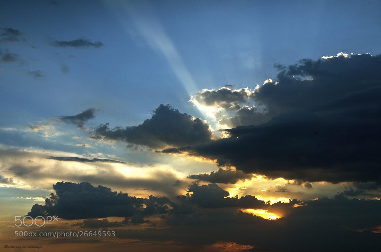 Photograph Sunset by Martha van der Westhuizen on 500px