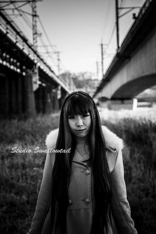 Photograph Alice at Tama River by fuu jin on 500px