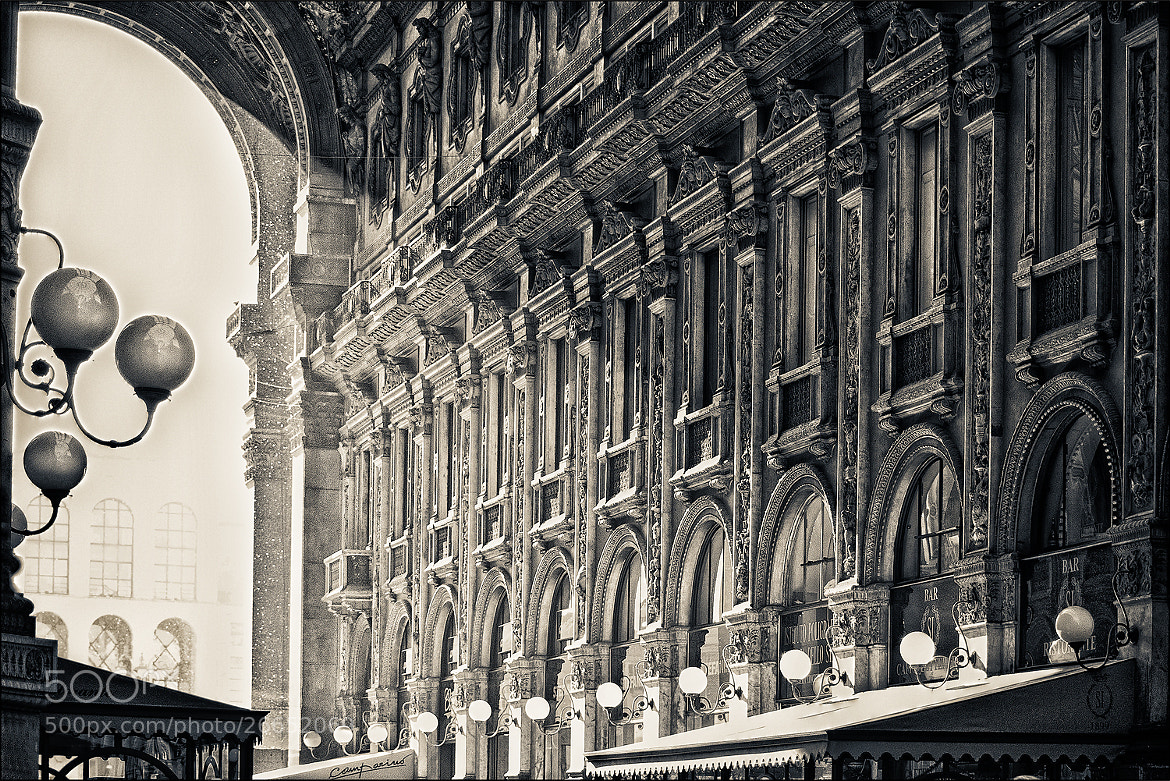 Photograph Old Gallery by Carlo Cafferini on 500px