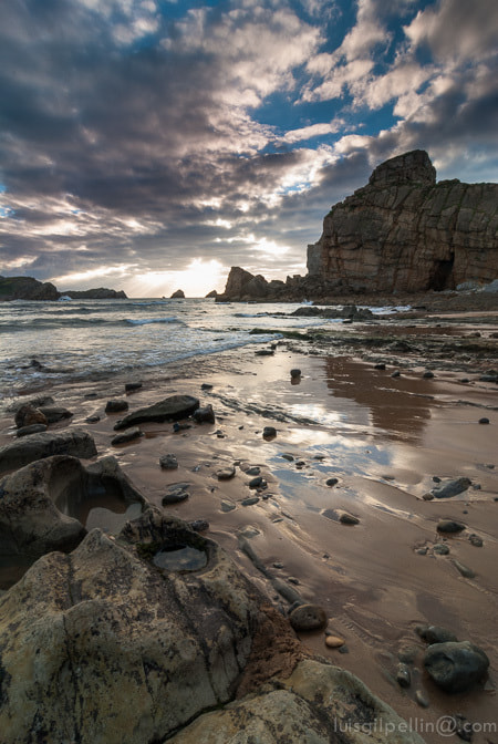 Photograph Costa cantabra by Luis Antonio Gil Pellin on 500px