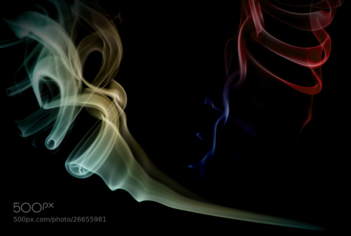 Photograph SMOKE 2 by Alain Delvoye on 500px