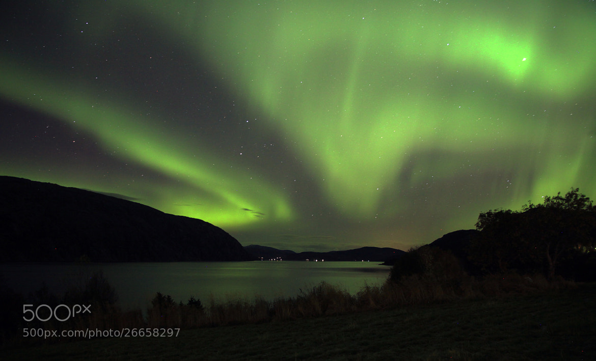 Photograph The Northern Light. by Kent Lennart Vassdal on 500px