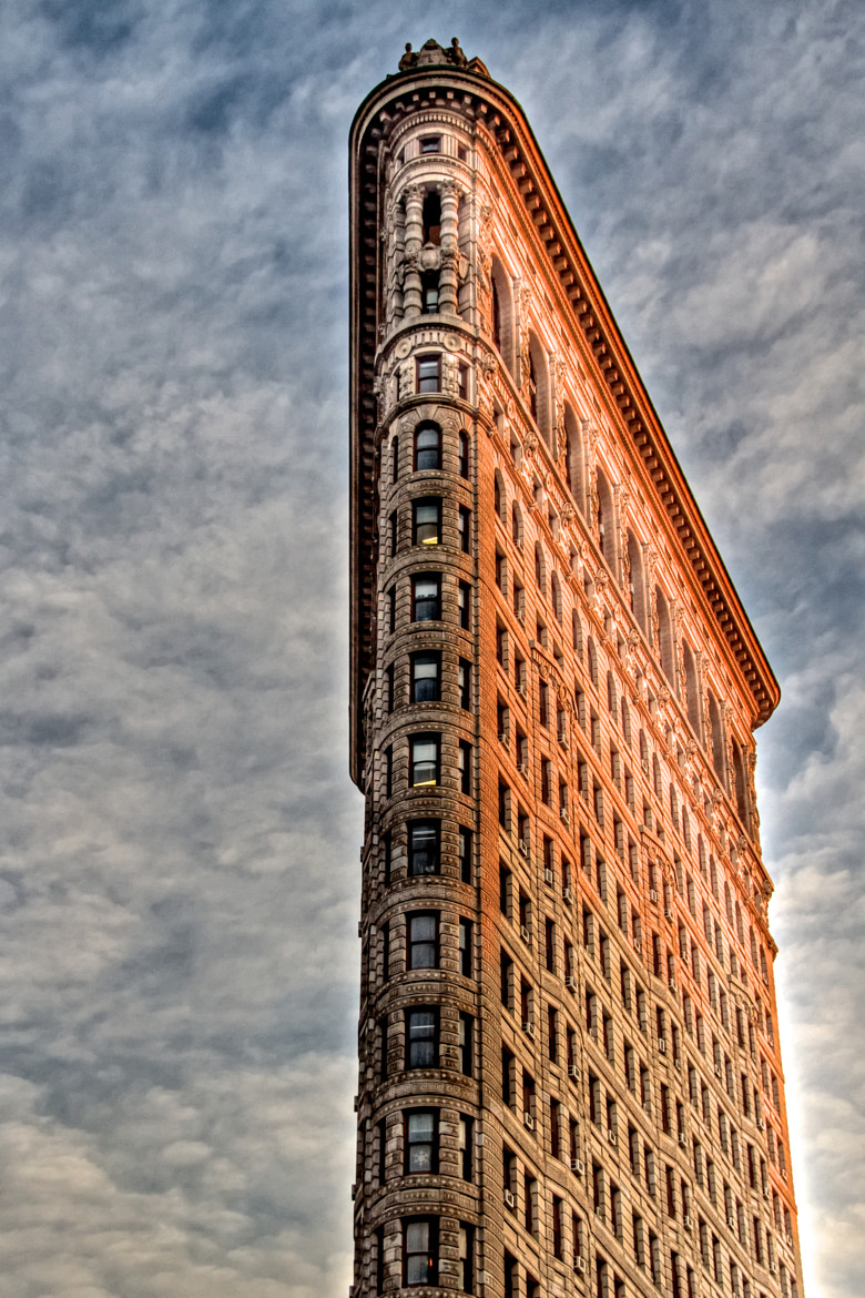 Photograph Flatiron - Quasi HDR by Gerardo Ulloa on 500px