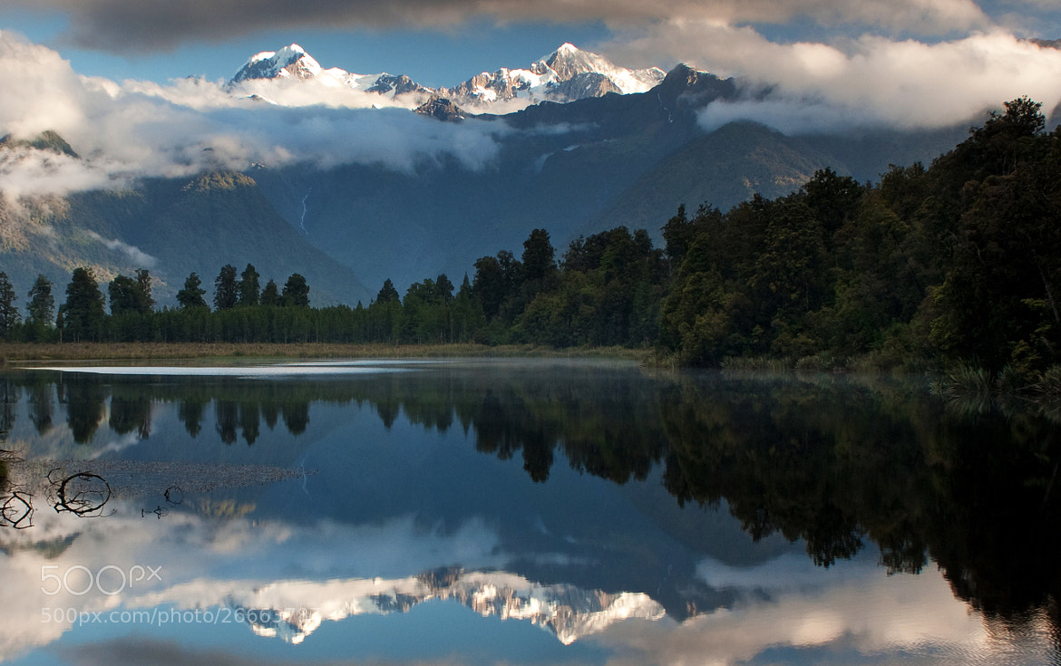 Photograph Lake Matheson by Kenny Muir on 500px