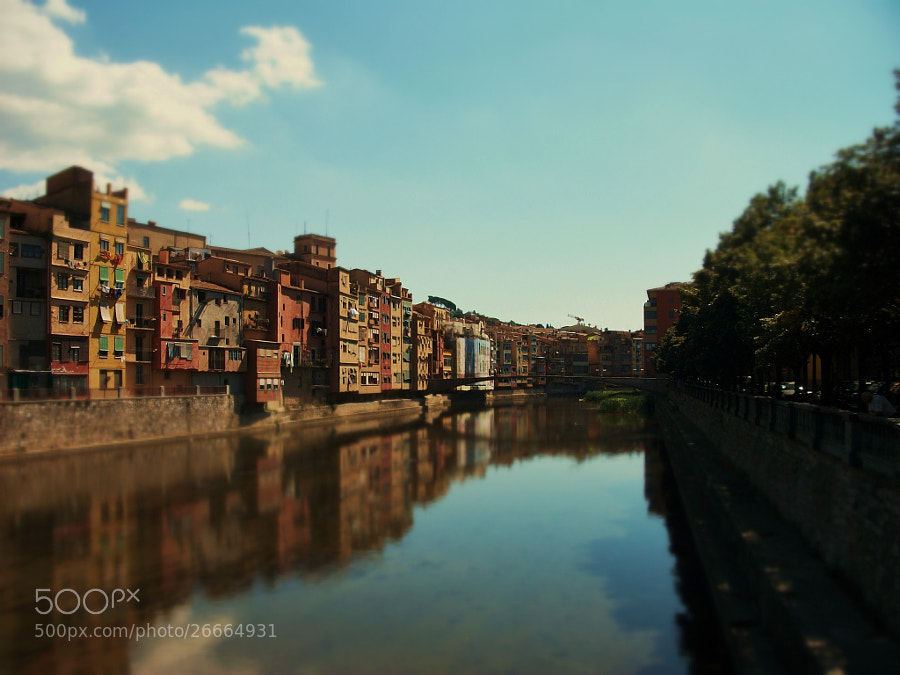 Photograph Girona by Naaxii Photos. on 500px