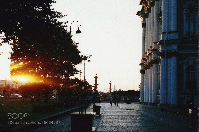 Photograph favorite city by Darya Pilgrim on 500px