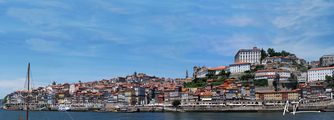 Photograph Ribeira - Porto Antigo - Portugal... by Constantino Neves on 500px